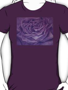 "Fine art. Rose ""Silk gloss"" Oil painting. Nature. Flower. T-Shirt"