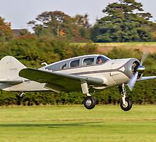Spartan 7W Executive NC17615 landing by Colin Smedley