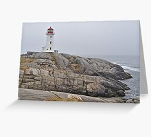 Peggy's Point Greeting Card