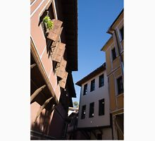 Oriel Windows and Renaissance Facades in Old Town Plovdiv, Bulgaria Unisex T-Shirt
