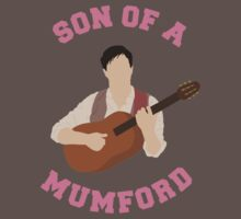 Son of a mumford Baby Tee
