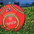 Capitano Ball - Spain by Lebogang Manganye