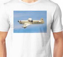 Percival P.6 Mew Gull G-AEXF racing demo Unisex T-Shirt
