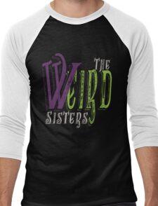 The Weird Sisters II  Men's Baseball ¾ T-Shirt