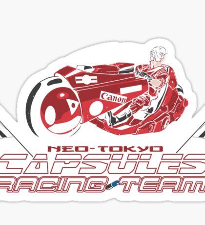 Neo-Tokyo Capsules- Akira Shirt Sticker