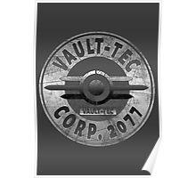 Vault-Tec 2077 Poster