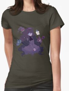 Hex Maniac Womens Fitted T-Shirt