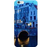 Dusk in Amsterdam iPhone Case/Skin