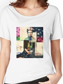 Frida Kahlo Women's Relaxed Fit T-Shirt