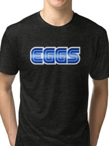 SEGA EGGS Tri-blend T-Shirt