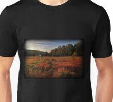 Fall Morning Golden Hour Unisex T-Shirt