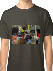 Red Light Castro District Classic T-Shirt