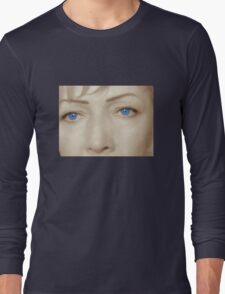 Mirror of the Soul Long Sleeve T-Shirt
