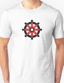 Chaos Dharma Wheel T-Shirt