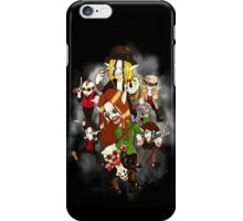 Mini Finntroll Blodsvept iPhone Case/Skin