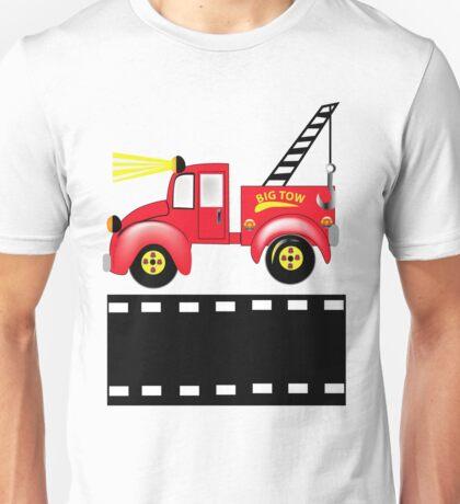 Benji the Tow Truck Unisex T-Shirt