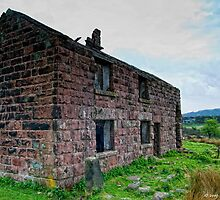 Peak District Dereliction by David J Knight