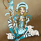 Little Bo Peep by Patricia Anne McCarty-Tamayo