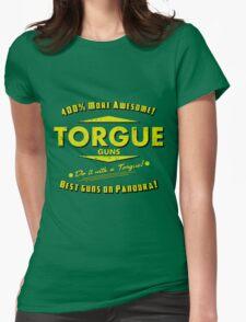 Torgue Guns Womens Fitted T-Shirt