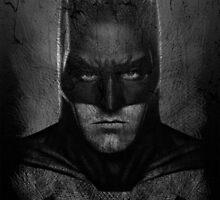 Batman Ben Affleck (2.0) by SpiderReviewer