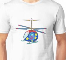 Mikie the Helicopter Unisex T-Shirt