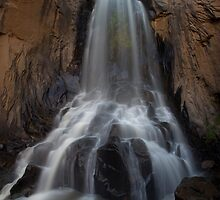 South Clear Creek Falls, Creede, Colorado by Ryan Wright