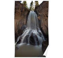 South Clear Creek Falls, Creede, Colorado Poster