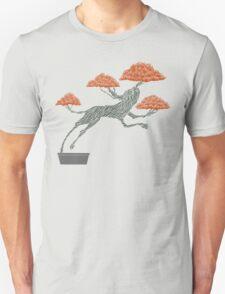 Bonsai Lion Escapes T-Shirt