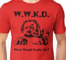 What Would Kuato Do? - Dark Unisex T-Shirt