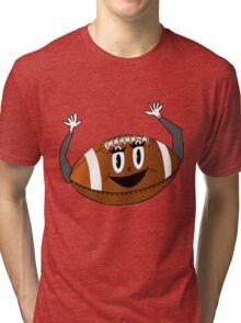 Freddie the Football Tri-blend T-Shirt