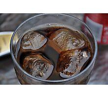 Coca Cola 2 Photographic Print