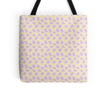 pastel lilac cats Tote Bag