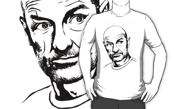 John Locke by vectorart