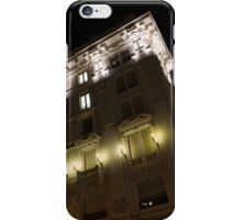 Architecture in Rome, Italy - Just Lift Your Head, Day and Night iPhone Case/Skin