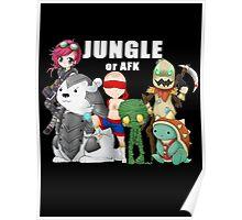 Jungle or AFK - Edited version Poster