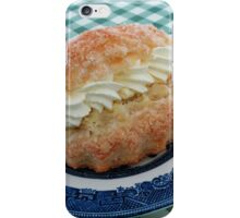 Eat me! Irresistible Apple Turnover iPhone Case/Skin