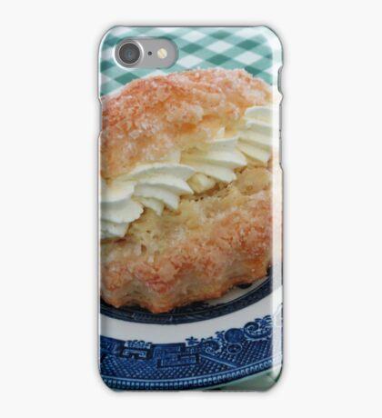 Eat me! Irresistible Apple Turnover iPhone Case/Skin