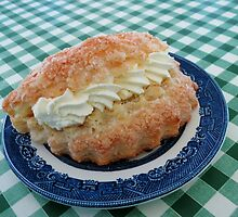 Eat me! Irresistible Apple Turnover by Kathryn Jones