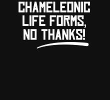 Chameleonic life forms - Dark Unisex T-Shirt