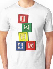 Toy Blocks Unisex T-Shirt