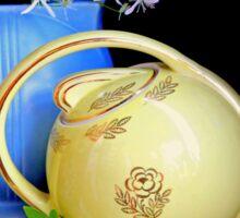 Jasmine Tea - pot Sticker