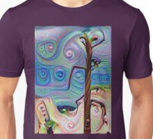 Tree In The Desert Unisex T-Shirt