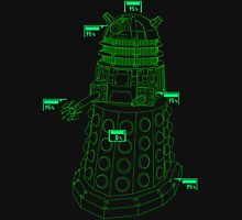 Exterminate the Robot - Dark Unisex T-Shirt