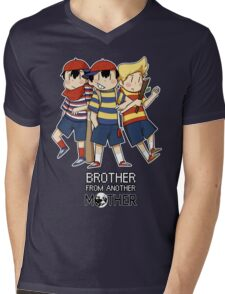 Brother From Another MOTHER Mens V-Neck T-Shirt