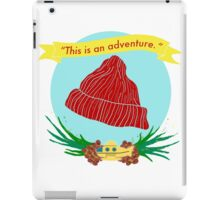The Life Aquatic iPad Case/Skin