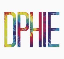 DPhiE Tie Dye by devon rushton