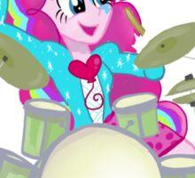 Pinkie Pie Rainbow Rocks Sticker