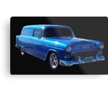 1955 Chevy Sedan Delivery Metal Print