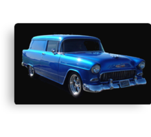 1955 Chevy Sedan Delivery Canvas Print