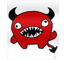Happy Little Devil Poster
